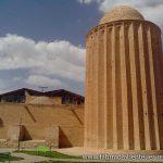 Bastam, Iran- Licht und Schatten