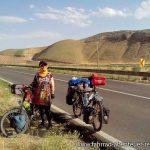 vor Sahraks - Radreisen im Iran