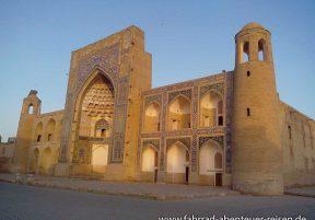 Usbekistan 2016 – Reisebericht