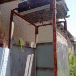 originelle Dusche in Kitop