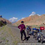 Radreisen in Kirgistan
