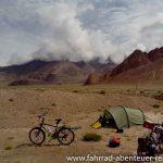 hinter Murghab - Radreisen in Tadschikistan