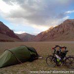 hinter Alichur - Radreisen in Tadschikistan