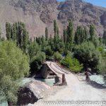 hinter Khorog - Tadschikistan