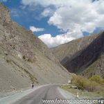 Too-Asuu-Pass - Radreisen in Kirgistan
