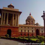 New Delhi Regierungsviertel