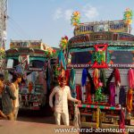 Trucks in Indien