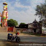Hanuman in Vrindavan