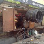 Bikeshop in Indien