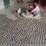 indische Töpferkunst