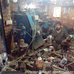 indischer Reparaturservice fuer Motoren