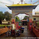 Shanti Buddha Gumba Monastery