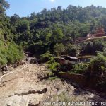 Aufstieg Richtung Pokhara