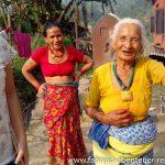 Begegnungen in Nepal