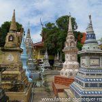 Tempel vor Lop Buri
