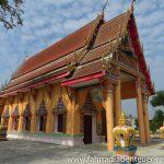 Der Bot - buddhistischer Tempel