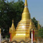 Chedi in Thailand