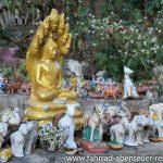 Buddha-Friedhof in Chiang Mai