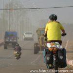 im Norden von Vientiane