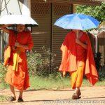 buddhistische Moenche