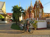 Radreisen in Laos