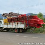 gesehen in Laos