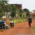 Auf großer Radreise