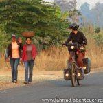 Begegnungen in Kambodscha