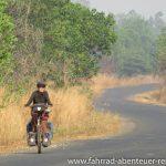 hinter Stung Treng - Kambodscha