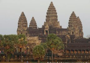 Angkor Wat in Kambodscha – größter Tempel der Khmer