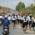 Abstände beim Radfahren