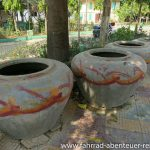 Wasserversorgung im Tempel
