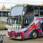Bus in Thailand