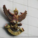 Das Wappentier Thailands, der Garuda