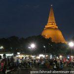 Phra Pathom Chedi, buddhistischer Tempel