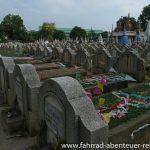 Chinesischer Friedhof in Kanchanaburi