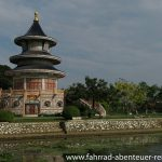Tempel in Kanchanaburi