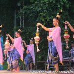 Kulturprogramm in Kanchanaburi