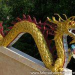 Nagas hinter Khao Lak