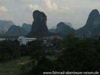 Karsttürme bei Phang Nga