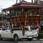 Feudal-Transport für Mönche