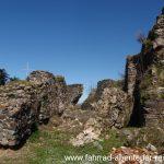 Ruinen von Petra Fortress