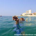 Baden an der kroatischen Küste
