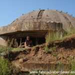 Bunker bei Elbasan