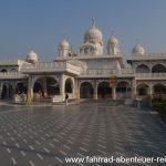 der Gurudwara in Agra