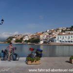 Radreisen in Griechenland