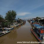 Urige Küstendörfer in Malaysia