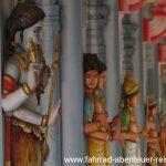 Hindutempel in Sungai Petani