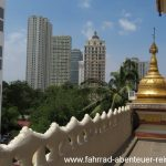 Aussicht vom Wat Dhammikarama
