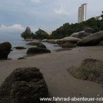 Küste auf Penang